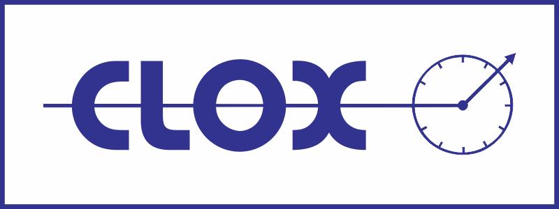 clox logo