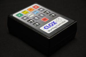clox warthog remote